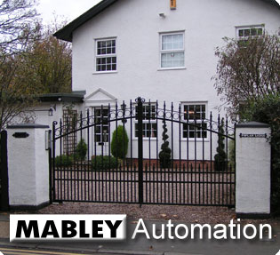Automate your existing gates, automatic gates.
